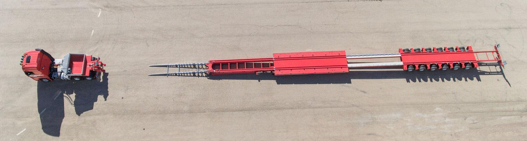 transporte especial y pesado